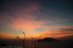 tramonto 15-11-15 (8 di 9) (Luigi.Ercolino) Tags: sunset capri tramonto colori siluet faraglioni puntacampanella tramontiitaliani sunsetmania luigiercolino