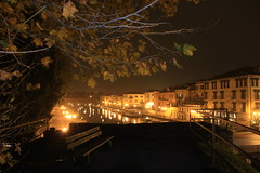 Peschiera # 5 (Luca Isacchini) Tags: italy night garda peschiera