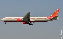 "Air India Boeing 777-337(ER) VT-ALT ""Nagaland"" (Dipalay) Tags: india delhi boeing airindia b777 igiairport b777300 delhiairport"