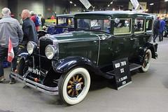 1929 Nash Twin Six (Davydutchy) Tags: auto classic car automobile hobby voiture bil vehicle oldtimer eelde klassiker veterán bloemenveiling automobiel oldtimerbeurs
