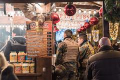 Break for a gluhwein (George Pachantouris) Tags: christmas brussels holiday season belgium market eruope markt grote