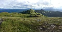 The Tarmachan Ridge.