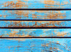 Worn Blue (uk_dreamer) Tags: paint worn wood painted decay texture blue grain lines footprints