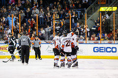 "Missouri Mavericks vs. Utah Grizzlies, December 28, 2016, Silverstein Eye Centers Arena, Independence, Missouri.  Photo: John Howe / Howe Creative Photography • <a style=""font-size:0.8em;"" href=""http://www.flickr.com/photos/134016632@N02/31121359764/"" target=""_blank"">View on Flickr</a>"