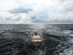 (Eduardo RA) Tags: puertovallarta islasmarietas océano agua mar aire libre lancha barco barcaza desaturacion desaturación selectiva