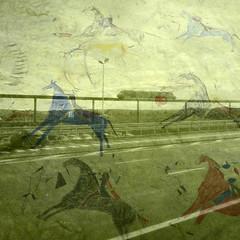 Indiens trouvés à Saragosse (andrefromont/fernandomort) Tags: andréfromont andrefromontfernandomort fernandomort saragossa saragosse