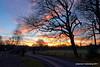 Lichtblick (grafenhans) Tags: sony alpha 700 alpha700 a700 tamron 281750 sonnenuntergang himmel farben color grafenwald gegenlicht