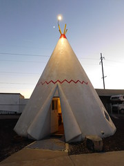 The Wigwam Tipi (jimmywayne) Tags: arizona holbrook route66 rt66 66 historic navajocounty motel wigwam nrhp nationalregister