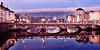 Grattan Bridge and River Liffey at Dawn (BOCP) Tags: grattanbridge capelstreetbridge river liffey fourcourts reflection mirrorimage bridge dublin ireland quays city cityscape urbanlandscape travel architecture morning dawn