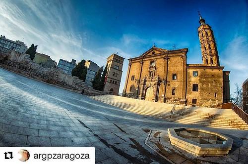 ¡Buenos días!Arrancamos la semana con mucha energía y una sonrisa :) #FelizLunes #felizsemana #zaragozalive #RegalaZaragoza Gracias por tu imagen: @argpzaragoza