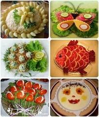 فن الرسم بالطعام (Arab.Lady) Tags: فن الرسم بالطعام