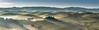 (Olmux82) Tags: bel vedere val dorcia tuscany toscana italy italia alba sunrise farmhouse ray