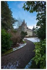 the path ( Explored 16/1/17 ) (theclashcityrocker) Tags: inveraray fujilove fuji fujixseries fujixt10 castle scotland velvia lochfyne