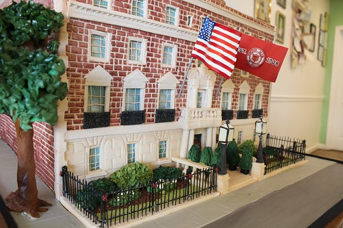 Harvard Club Cake