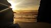 PRAIA DAS ILLAS (-Luisfer-) Tags: playadasillas playalasislas islandbeach galicia ribadeo españa spain luisfer luisferfoto sunset puestadesol atardecer color arena agua mar sea beach