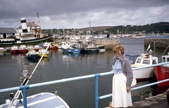 img842 (foundin_a_attic) Tags: 1984 st michaels mount mullion ctcoe cadgwith falmouth rose land cornwall rnli boats port dock water sea cost ships sailing woman loyal partner enzi katie fhi20 uk england