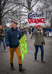 2017.01.21 Women's March Washington, DC USA 2 00142