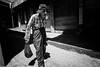 Old man (Saman A. Ali) Tags: street streetphotography streetlife blackwhite people portrait old man light dark dailylife documentary monochrome blackandwhite outdoor fujifilm fujinon16mmf14 fujifilmxt1