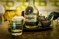 Old Smuggler (Jan Moons) Tags: whiskey whisky wisky drink alcohol strong bourbon brown green nice sony sonya6000 ilce6000 a6000 alpha sigma 30mm 30mm28 lightroom edit photography blend blended scotch