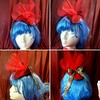 14264196_1043070329145436_562767607351988336_n (JoCatsTopHats) Tags: jocatstophats tophat minitophat miniaturetophat lolita gogo gothic alternativefashion fascinator wearableart cosplay costume chibi pokemon starwars aliceinwonderland pokeball hats skulls goth polymerclay