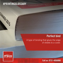 Perfect Bind (SirSpeedyIndore) Tags: perfectbind bookbinding services sirspeedyindore