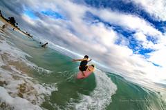 Mako skim boarding (MICHAEL A SANTOS) Tags: aloha beach c6000 clarity clouds eastshore eastside hawaii hawaiibeaches hawaiianbeaches liquideyewaterhousing liquideyewaterhousingc6000 michaelasantos oahu ocean paradise reef rokinon rokinon8mmfisheye saintsphotography sand sky sony sonya6000 sonyalpha sunrise surfphotography waves whitewash
