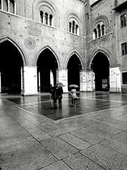 IMG_1477127522079 (Florindo Balkan) Tags: urban city architecture noir fog italy blackandwhite wideangle metaphysics rain contrast mistery