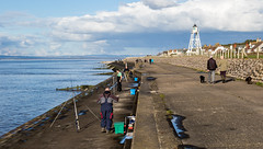 Silloth (The Crewe Chronicler) Tags: sillothonsolway silloth cumbria sea seaside seafront beach spring fishing canon canon7dmarkii lserieslens