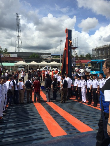 Inauguration of Cebu-Tubigon route