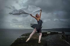 world tutu day celebrating ballet education 020217 (andychittock) Tags: dance tutu ballet ballerina wales black newquay newquatwales cardiganshire wlesuk