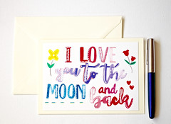 I love you to the moon and back handmade greeting card-13 (roisin.grace) Tags: greetingcards greetingcard handpainted handmade handmadecards handpaintedcards etsy etsyseller etsyshop etsyhandmade etsyfinds lovecards valentinesday valentines valentinescard iloveyoutothemoonandbackcard iloveyoutothemoonandback lovecard