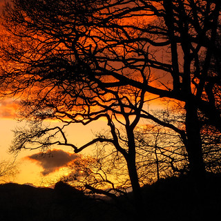 Machlud haul, Machynlleth. ( Sunset ) 3