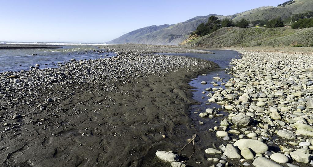 Califronia Nature Water