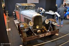 Avions-Voisin C11 (Monde-Auto Passion Photos) Tags: auto automobile voiture vehicule voisin c11 ancienne france paris retromobile evenement