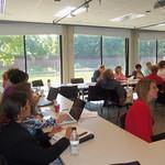 Educators at the 2013 International Summer Institute for Educators