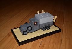 Raiders (EliteTC) Tags: lego raiders moc truck indianajones vehicle raidersofthelostark