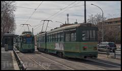 DSC_3335 (saltley1212) Tags: 1948 1949 built tram rome roma italy togliatti 7091 7007