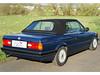 BMW 3er E30 Vollcabrio Verdeck
