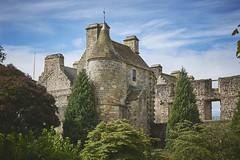 Falkland Palace (3) (Hey hey JBA) Tags: castle garden scotland nikon fife sigma c1 falkland falklandpalace 1750mm d3100