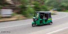 "Speeding Ricksaw - Sri Lanka • <a style=""font-size:0.8em;"" href=""http://www.flickr.com/photos/71979580@N08/20562950419/"" target=""_blank"">View on Flickr</a>"