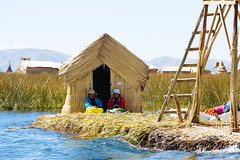 The Locals - Uros Islands, Lake Titicaca, Bolivia (jay.kinvig) Tags: peru punoregion