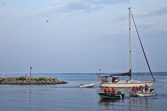 Barrie Waterfront (Rafael Chacon Photography) Tags: sailboat sail barrie rafaelchacon