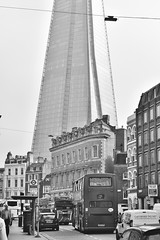 The Monolith (thejtype) Tags: bw london monochrome giant blackwhite nikon cityscape massive scifi d750 huge unreal nikkor 70300mm monolith shard f456g