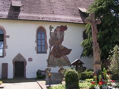 SK_2009-05-23_PICT6161 (Stephan_66) Tags: kirche jakobsweg jakobusweg hausach kinzigtal hausacherdorfkirche