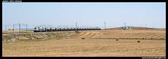 Tren de bioetanol en Matapozuelos (javier-lopez) Tags: train tren trenes railway 333 prima 3333 zans renfe adif ffcc químico muriedas abengoa mercancías matapozuelos bioetanol babilafuente 13072015
