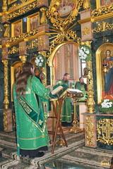 25. The commemoration day of St Sergius of Radonezh in Bogorodichnoe village / Праздник Прп. Сергия Радонежского в Богородичном
