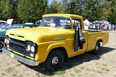 1960 Ford (bballchico) Tags: 1960 ford f100 pickuptruck coffinsccseattle arlington 206 washingtonstate arlingtonwashington