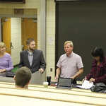 A faculty led lecture in Phillips Lecture Hall.