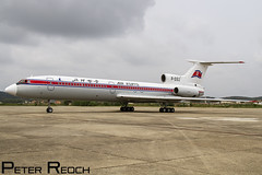 P-552 / Air Koryo / Tupolev Tu-154B (Peter Reoch Photography) Tags: flying republic aviation air north korea peoples korean national airline soviet democratic dprk koryo