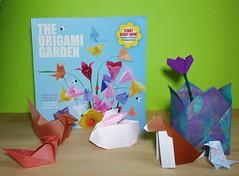 The Origami Garden de Ioana Stoian 2015 (Viviane des Papiers) Tags: origami jackychan tomokofuse ericgjerde waynebrown leylatorres ioanastoian isaklein vivianeberty alisonriesel angelecijablanco theorigamigarden
